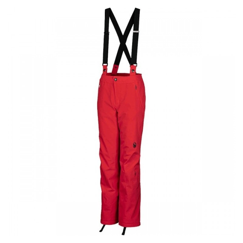 Pantalon Ski Femm SPYDER Davos tailored rouge n°142