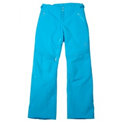 Skihose Frau SPYDER Echo Tailored Fit blau 10405