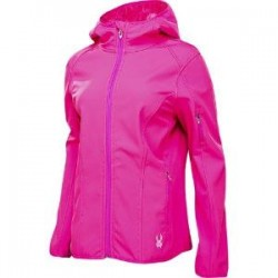 Softshell Damen SPYDER ARC Pink 10407