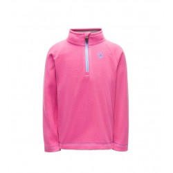 Polaire Ski Fille SPYDER Speed fleece rose 10510