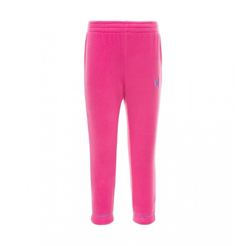 Pantalon polaire Ski Fille SPYDER Speed fleece rose n°205b