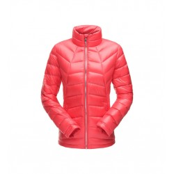 Woman's jacket SPYDER syrround down pink 10521