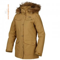 Anorak Oakley Lakeside antique bronze