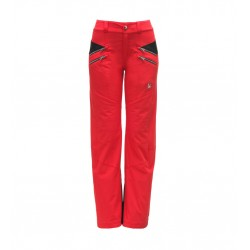 Skihose Frau SPYDER Love Red/Black 10590