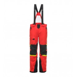 SPYDER Men's Bormio Red Ski Pants