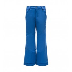 Pantalon Ski Fille SPYDER Girl's Vixen Tailored bleu 10647
