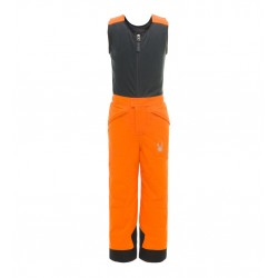 Ski SPYDER Boy Hose Mini Expedition orange/schwarz 10653