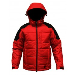 Doudoune Technique SPYDER Valsorey Down Jacket Rouge 10671