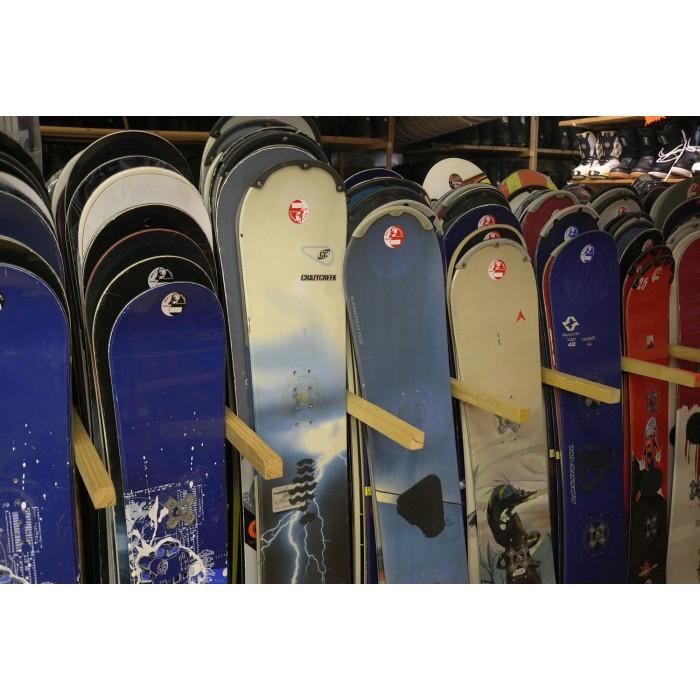 Snowboard Anlass Alle Marken ohne Befestigung