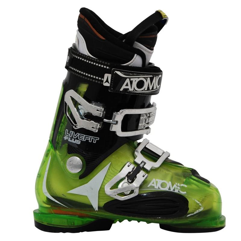 Used Ski Boots >> Chaussures De Ski Atomic Live Fit Plus