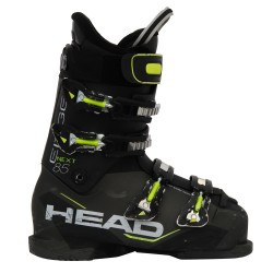 Chaussure de ski occasion Head next edge 85 noir/jaune