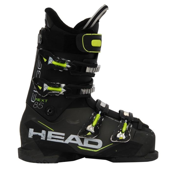 Chaussure de ski occasion Head next edge 85 noir/jaune