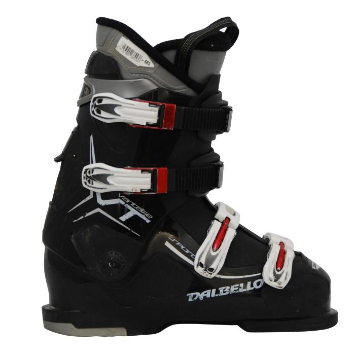 Dalbello ha usato scarponi da sci che vantano sport vt nero