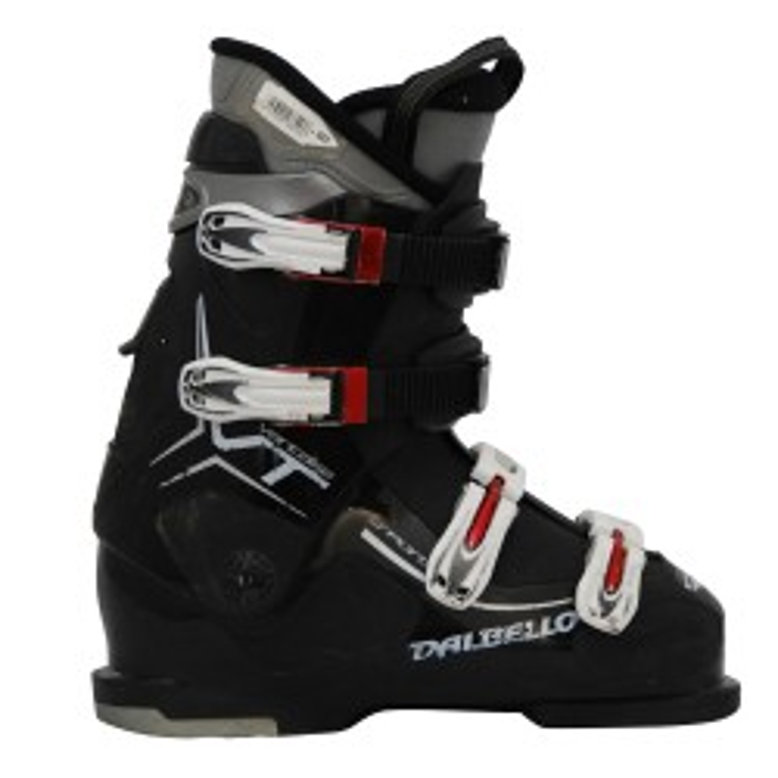 Dalbello used ski boots boasting sport vt black