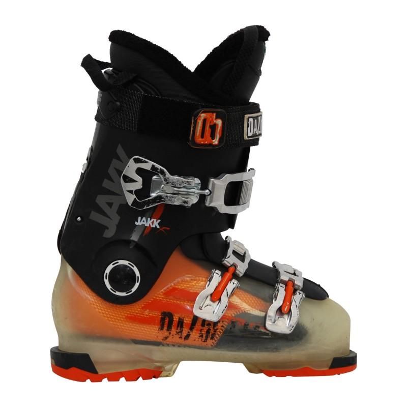 Chaussure de ski occasion Dalbello Jakk noir/orange