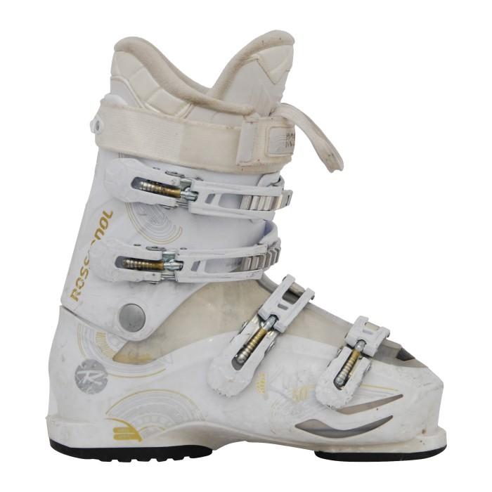 Chaussure de Ski Occasion Rossignol kiara 50 blanc