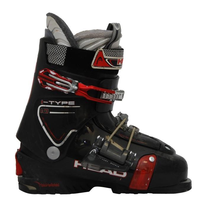 Head i Type 10 black ski boot
