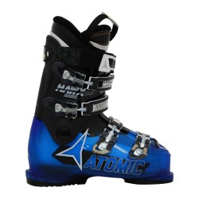 Atomic hawx magna R 90 blue/black used ski boots