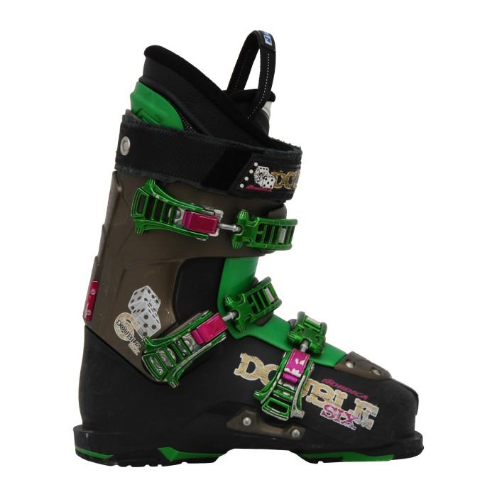Nordica double 6 ski boots