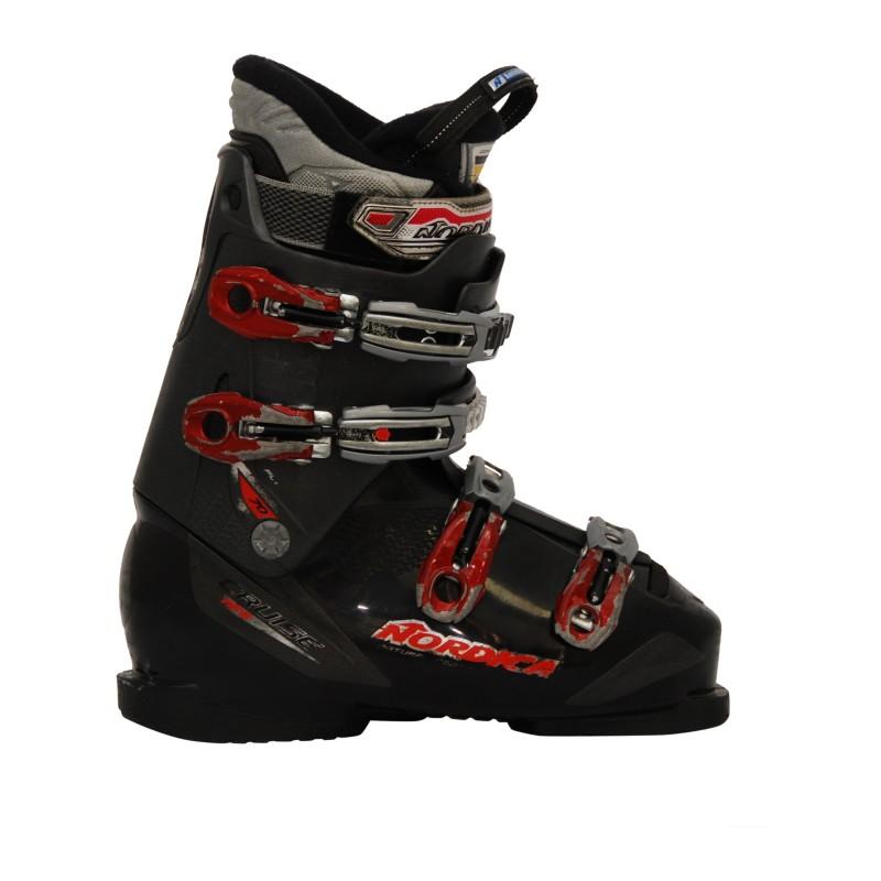 Nordica Cruise Negro / Gris / Rojo Casual Ski Boot