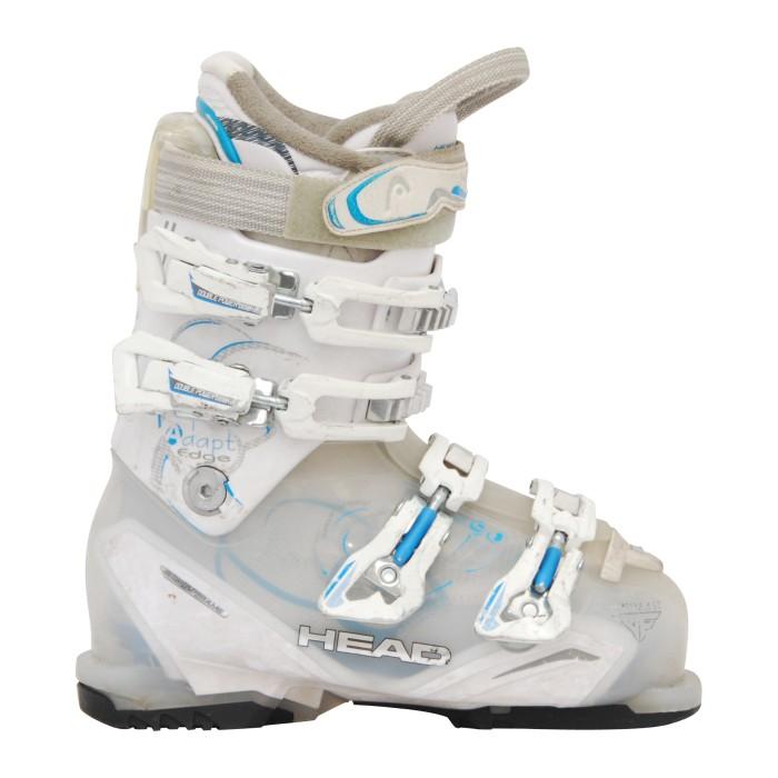 Head edge ski boot adapted