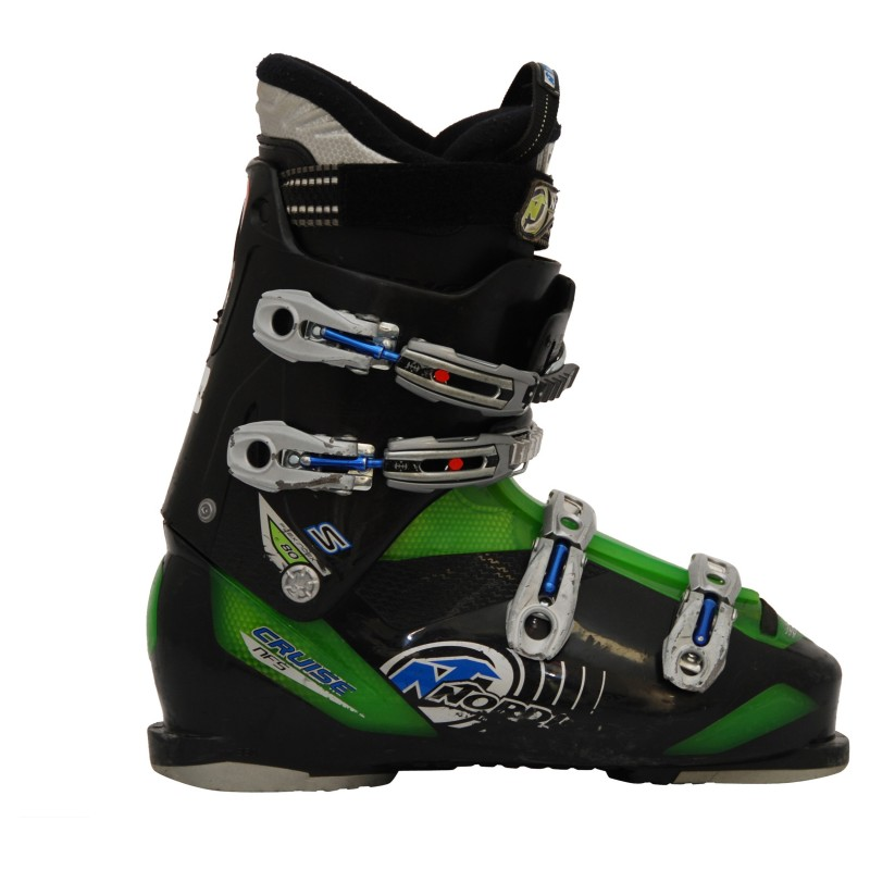 Chaussure de Ski Occasion Nordica Cruise noir/vert qualité A