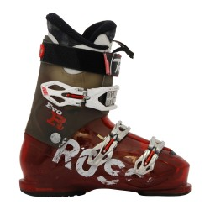 Rossignol Evo R Skischuhe grau / rot