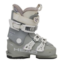 Ski Shoe used Head cube 3 70 grey