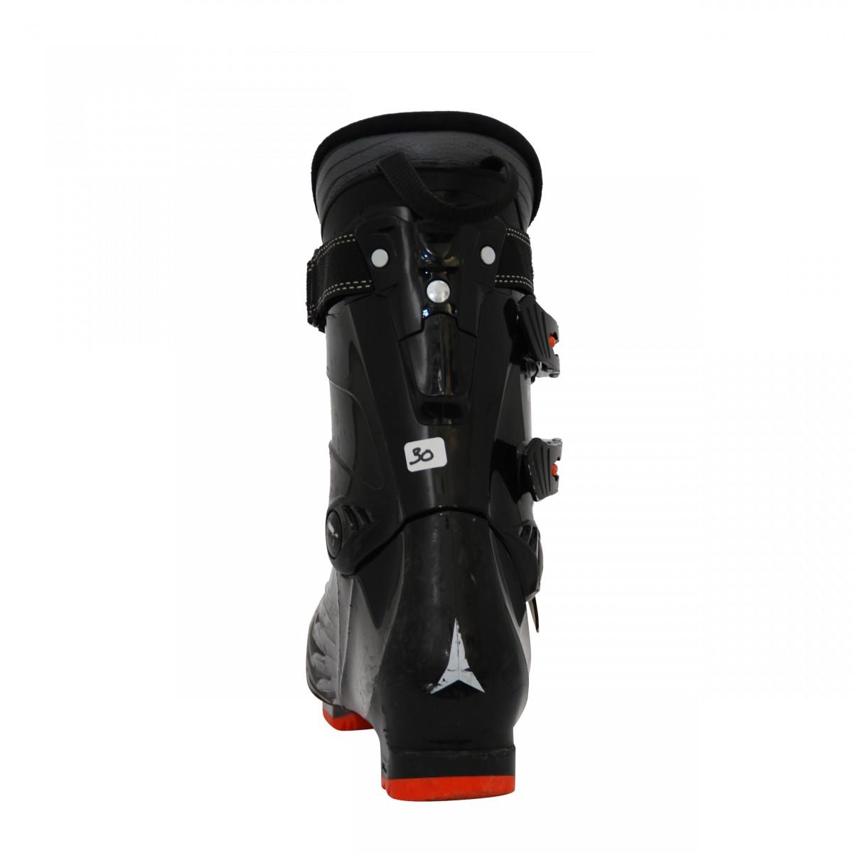 Chaussure-Ski-Occasion-Atomic-Hawx-plus-noir-orange miniature 3