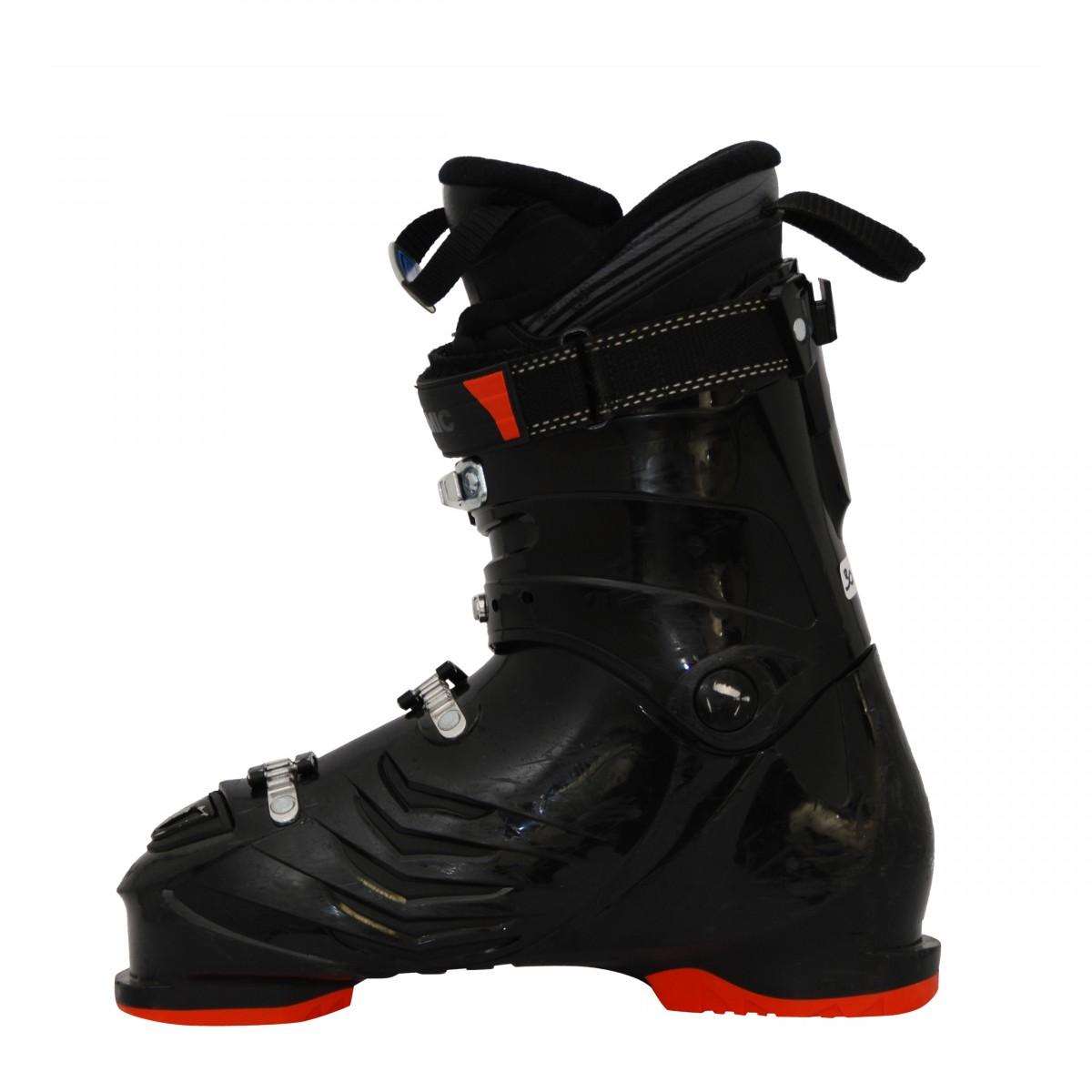 Chaussure-Ski-Occasion-Atomic-Hawx-plus-noir-orange miniature 4