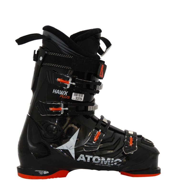 Chaussure Ski Occasion Atomic Hawx plus noir orange qualité A