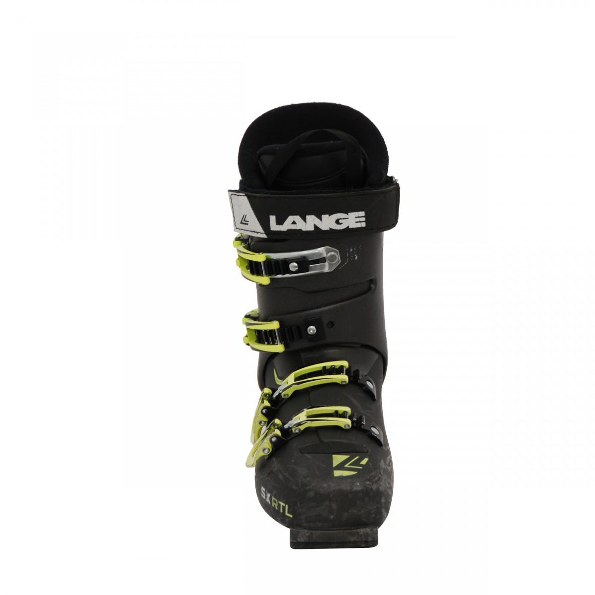 Chaussure-de-Ski-Occasion-Lange-SX-RTL-noir-vert miniature 5