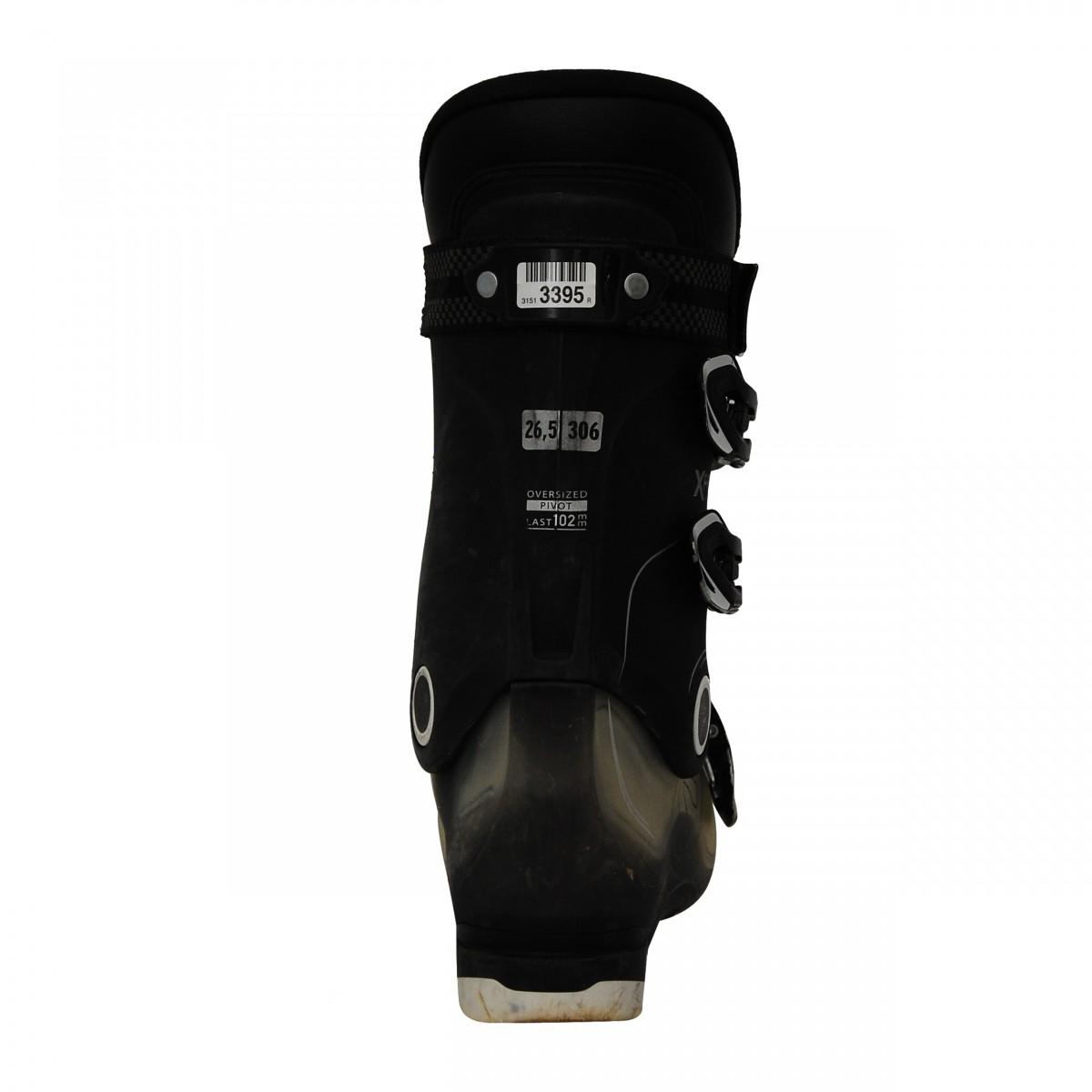 Chaussure ski occasion Salomon Xpro R90 noirtrans