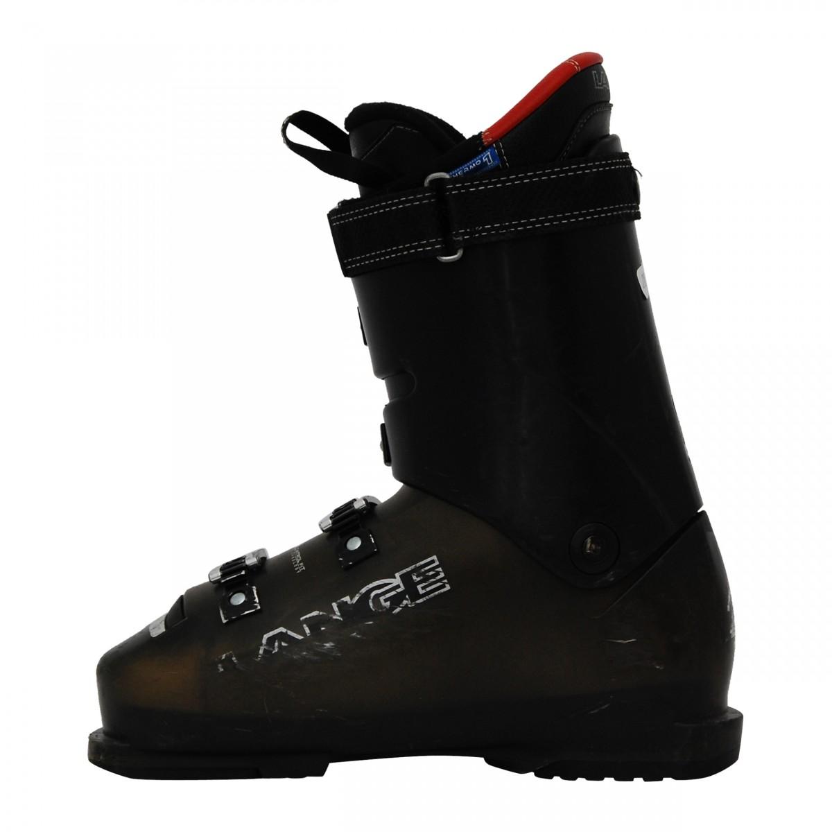 Chaussure-de-ski-occasion-Lange-RX-100-noir miniature 4