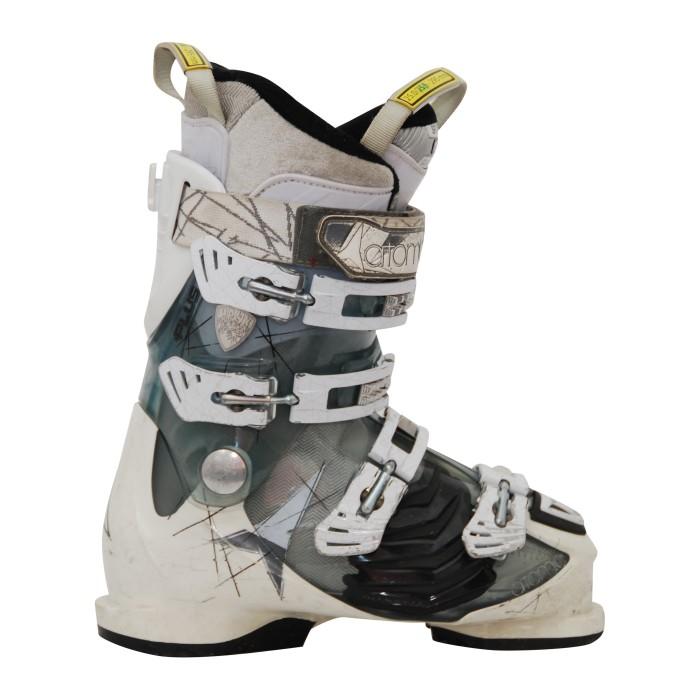 Atomic Hawx + translucent ski boots