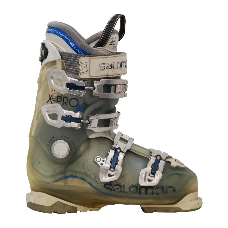 Chaussure ski occasion Salomon Xpro w qualité A