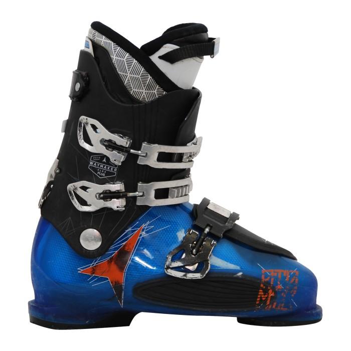 Blue Atomic waymaker usó botas de esquí