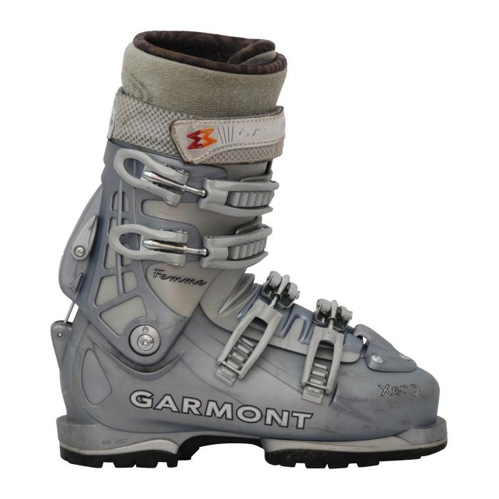 Chaussure de ski de randonnée Garmont Xena gris occasion