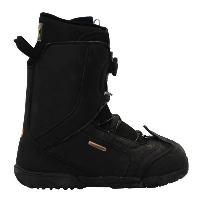 Boots occasion Rossignol H2 noir