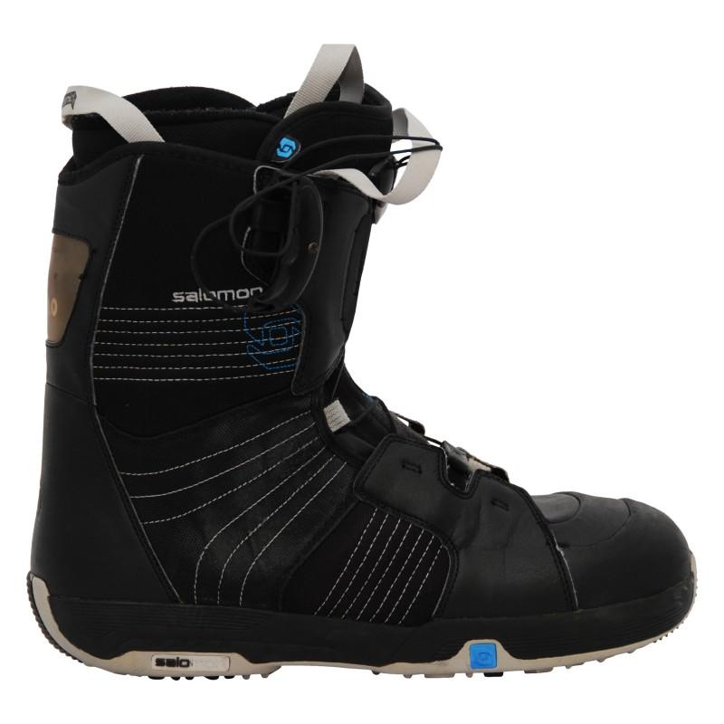 Boots occasion Salomon Kamooks noir