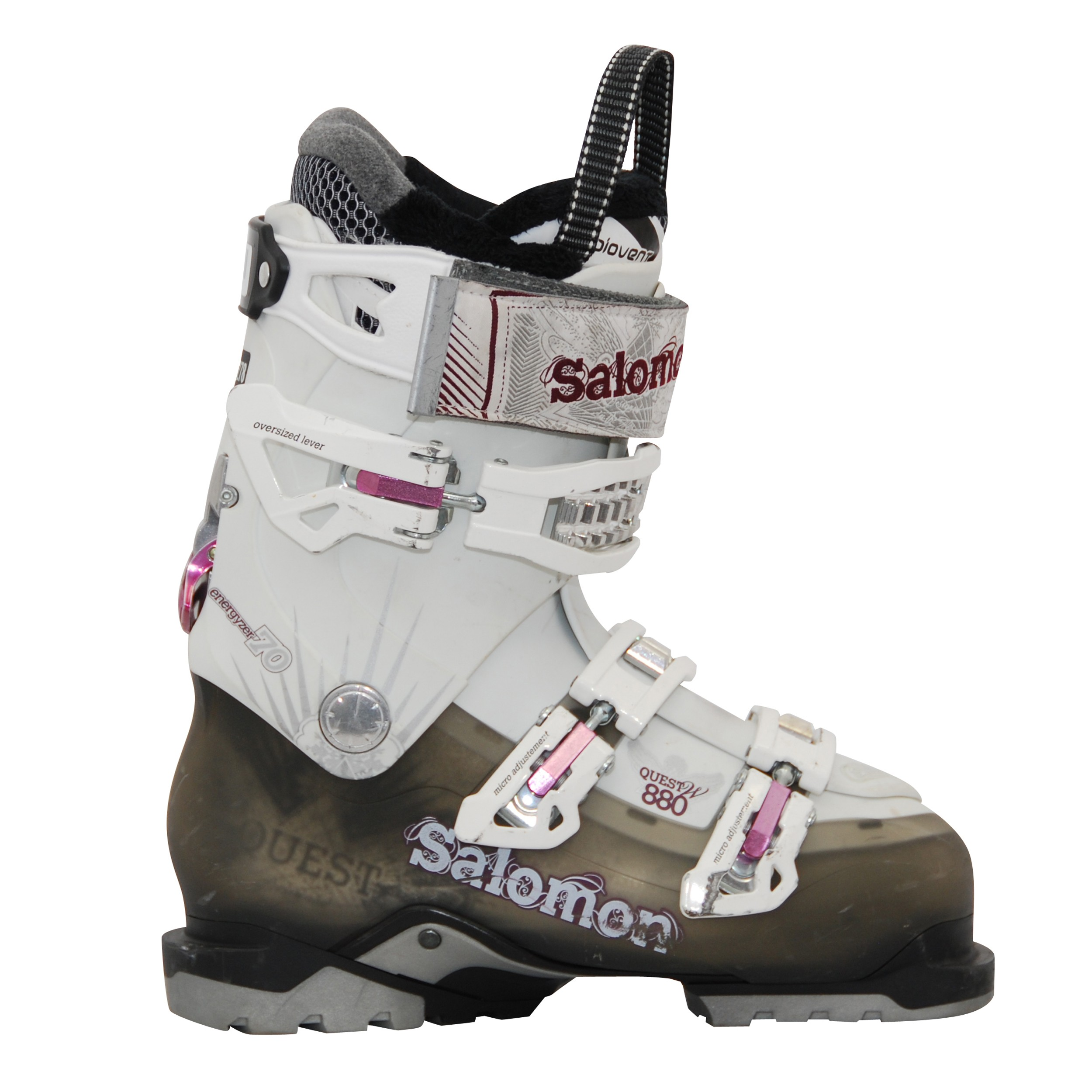 Salomon Qst Access 60 W Chaussure Ski Fe