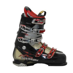 Salomon Mission 7 rs schwarz transluzenter Skistiefel