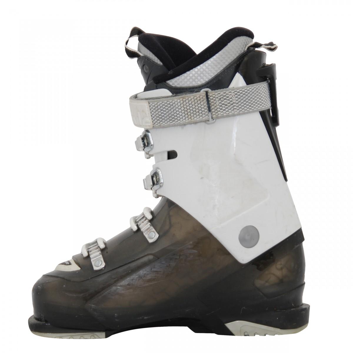 Chaussure de ski occasion Fischer xtr 8 my style noir et blanc