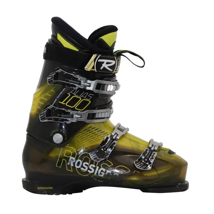 Usado Rossignol Alias 100 Bota de esquí verde