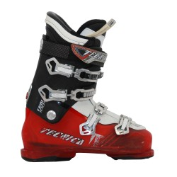 Chaussure de ski occasion Tecnica ten 2 100RT rouge