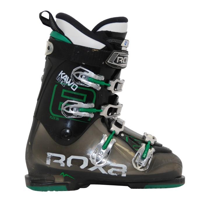 Gebrauchte Skischuhe Roxa Kawo Serie 8 schwarzgrün