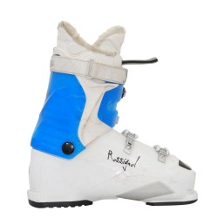 Skischuh Gelegenheit Rossignol vita blau/weiß