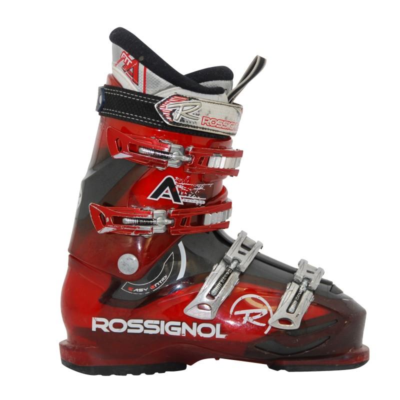 Chaussure de ski Occasion Rossignol Alias rouge qualité A
