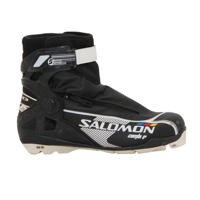 Chaussure ski de fond occasion Salomon Combi R Pilot