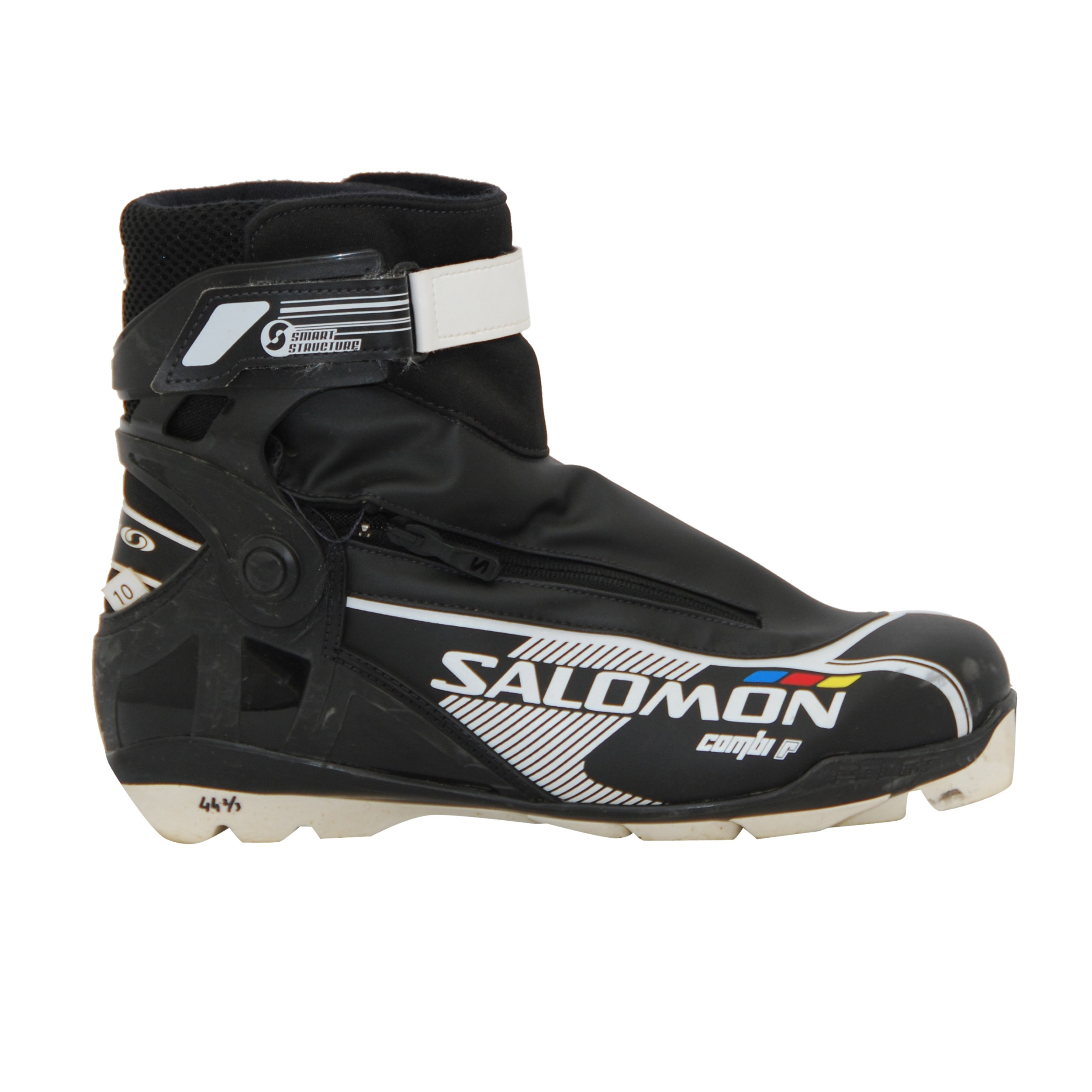 Chaussure ski fond occasion Salomon J SNS profil